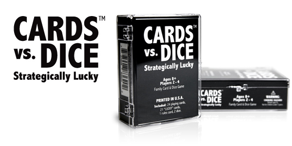 cards vs dice